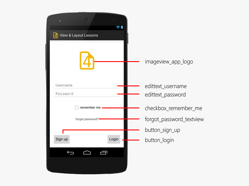 Upload Button Clipart Android Android Studio Forgot Password Hd