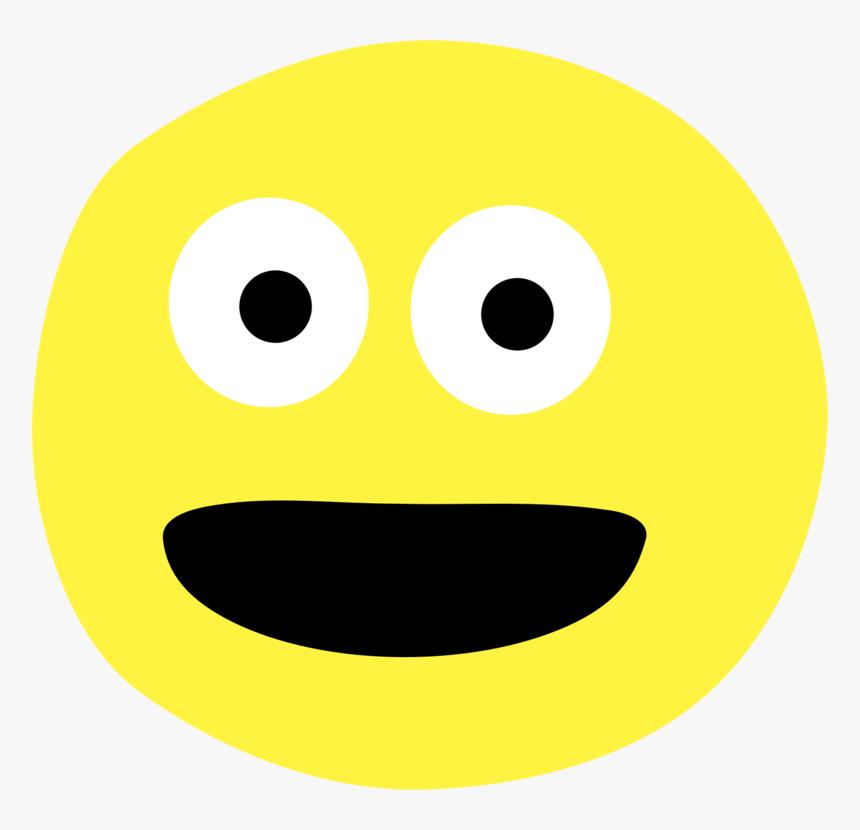 Emoticon Smiley Yellow Emoji A Imprimer Gratuit Hd Png Download