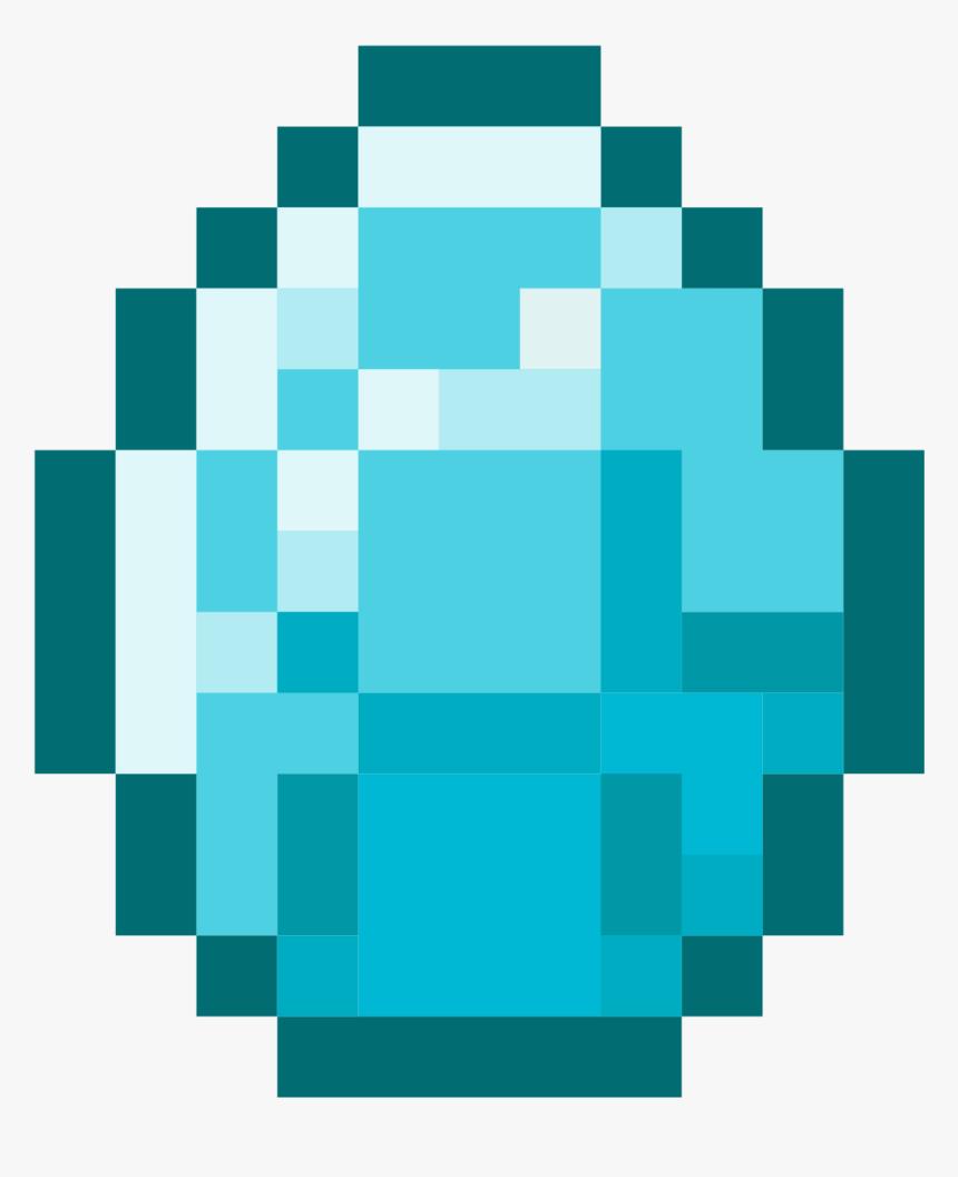 Minecraft Diamond Hd Png Download Minecraft Diamond Png