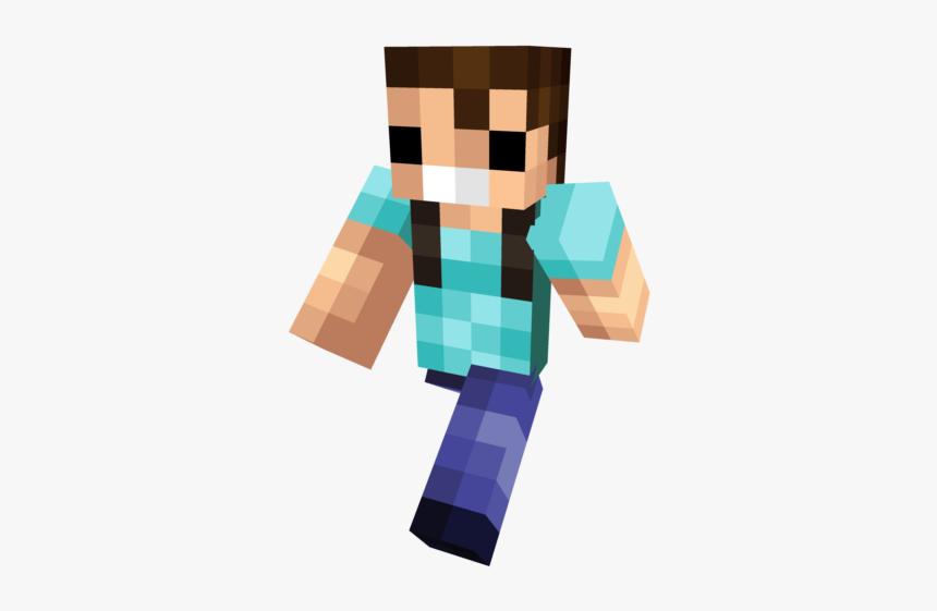 Steve Minecraft Skin With Pixels Hd Png Download Transparent Png Image Pngitem