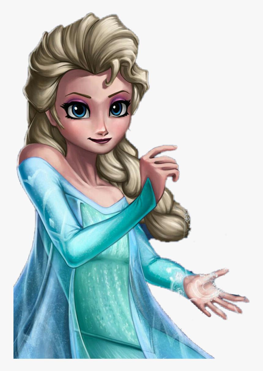 Frozen Elsa Sticker Princess Disney Cartoon Stickeremix
