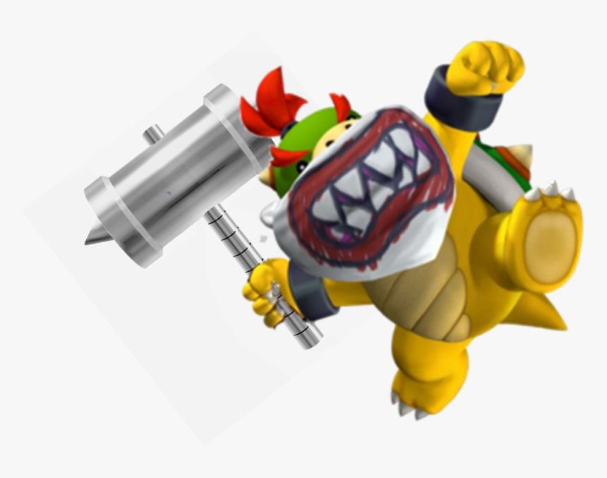 Mario Tennis Bowser Jr Hd Png Download Transparent Png