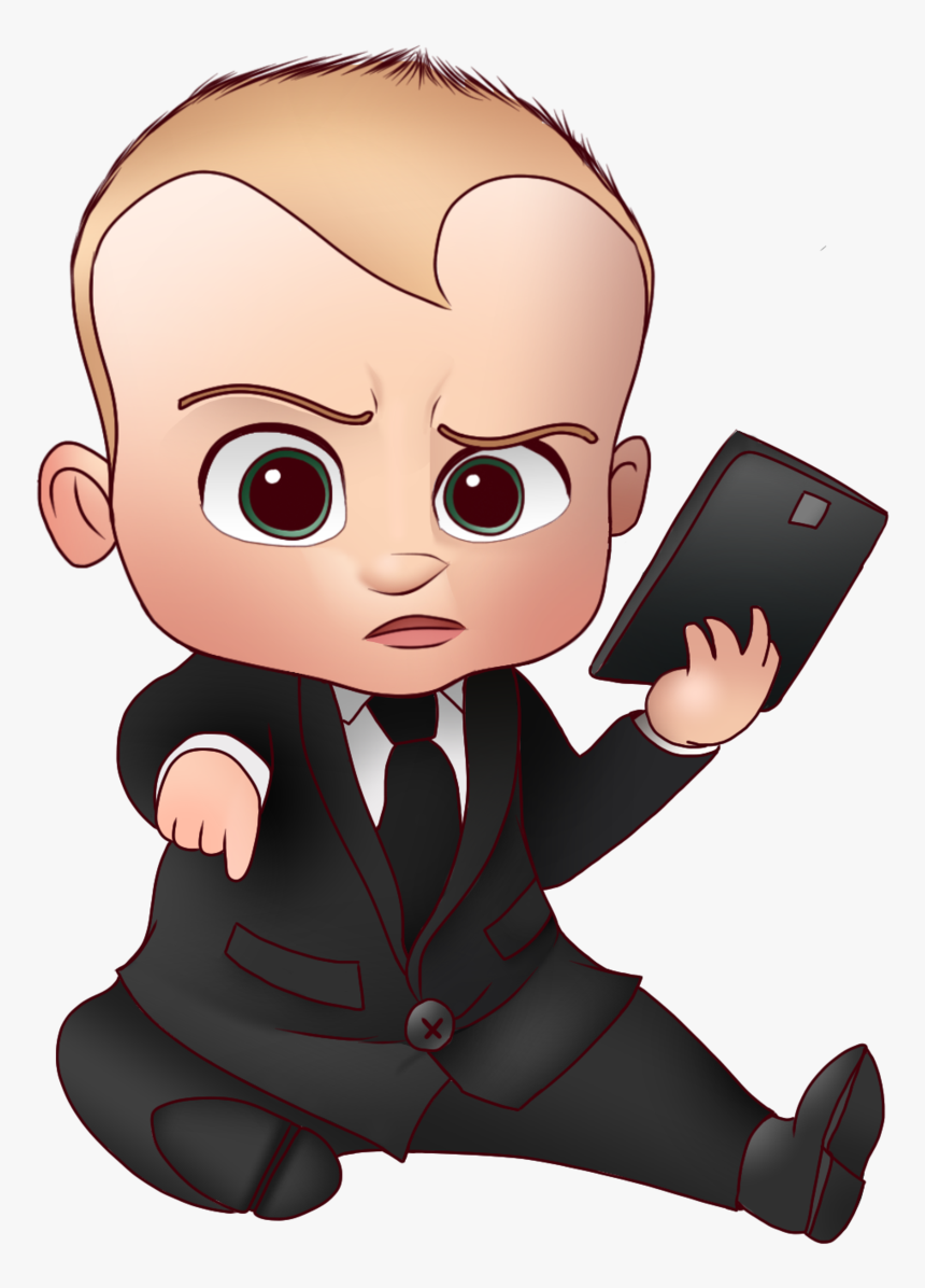 Transparent Boss Baby Clipart Baby Boss Clip Art Png Png