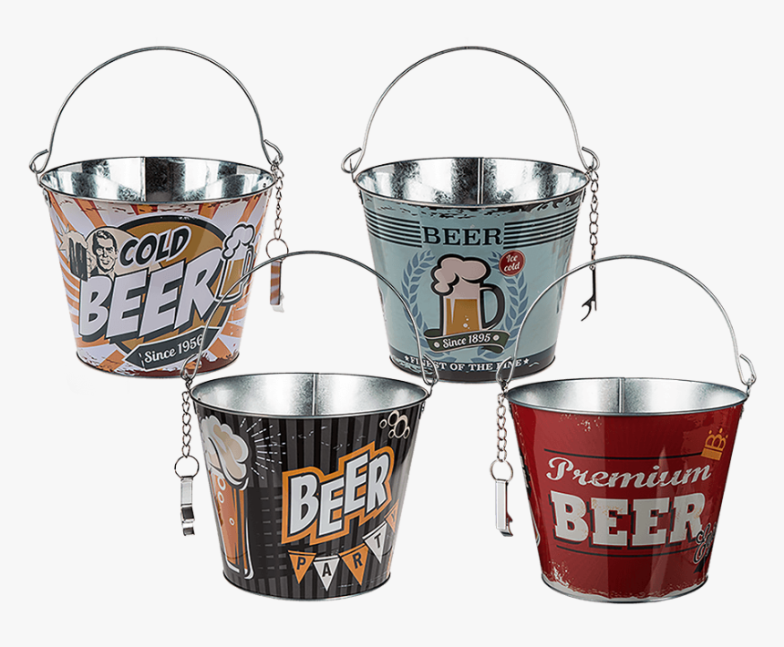 Beer Bucket Png Png Download Giochi Con Le Birre Transparent