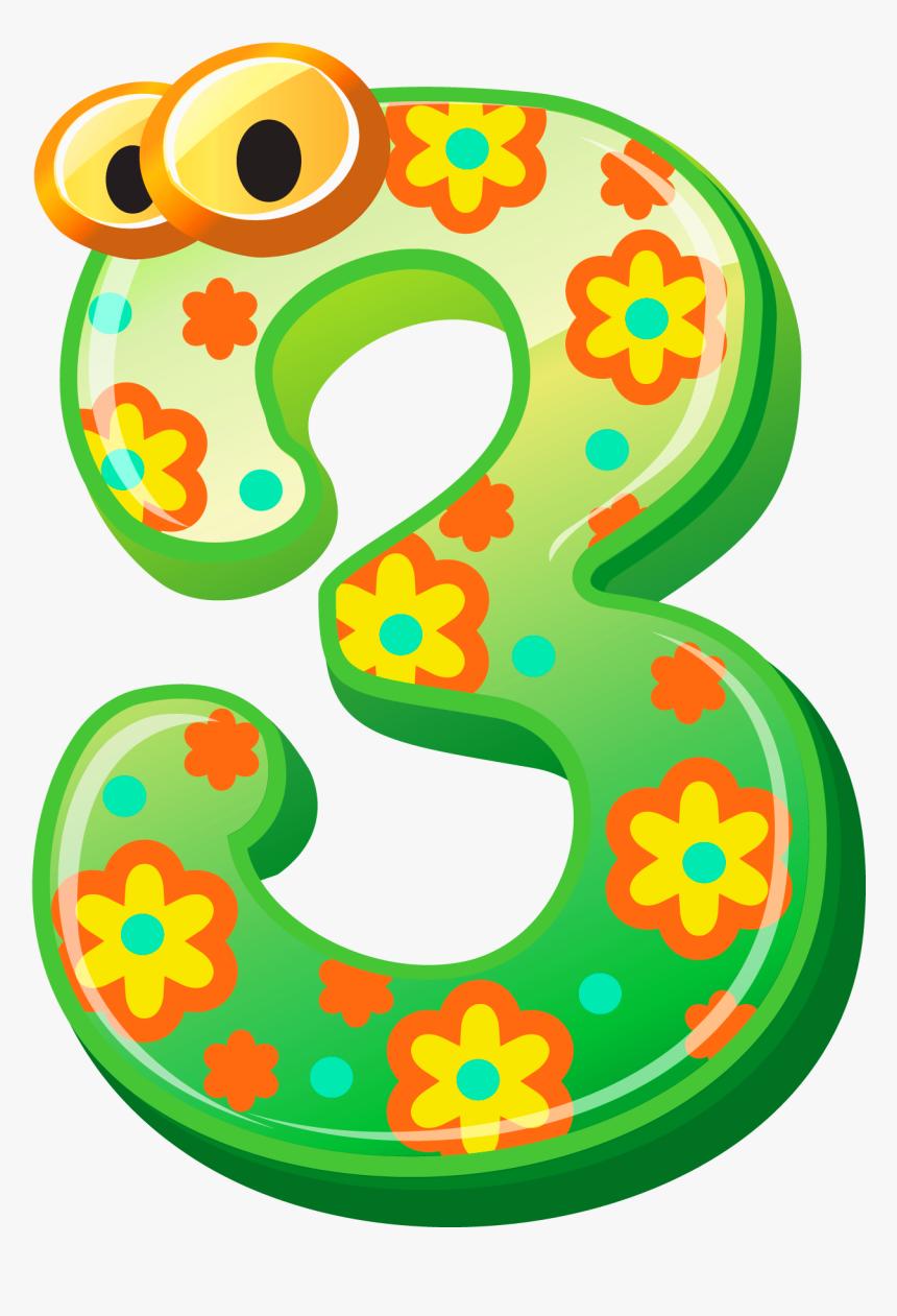 Numbers Cute Number Three Image Free Download Clipart Cute Number 3 Clipart Hd Png Download Transparent Png Image Pngitem