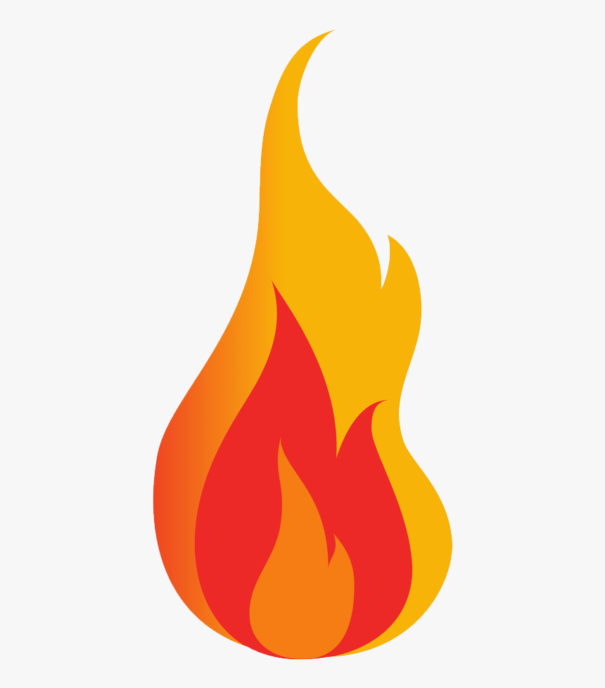 Fire Tongue Png Banner Royalty Free - Holy Spirit Fire ...