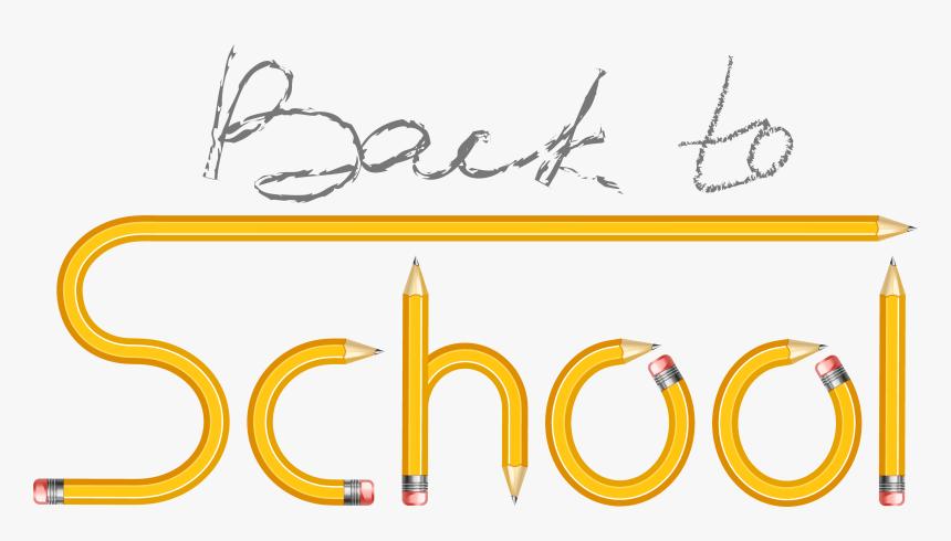School Clip Art Back To School Transparent Background Hd Png Download Transparent Png Image Pngitem