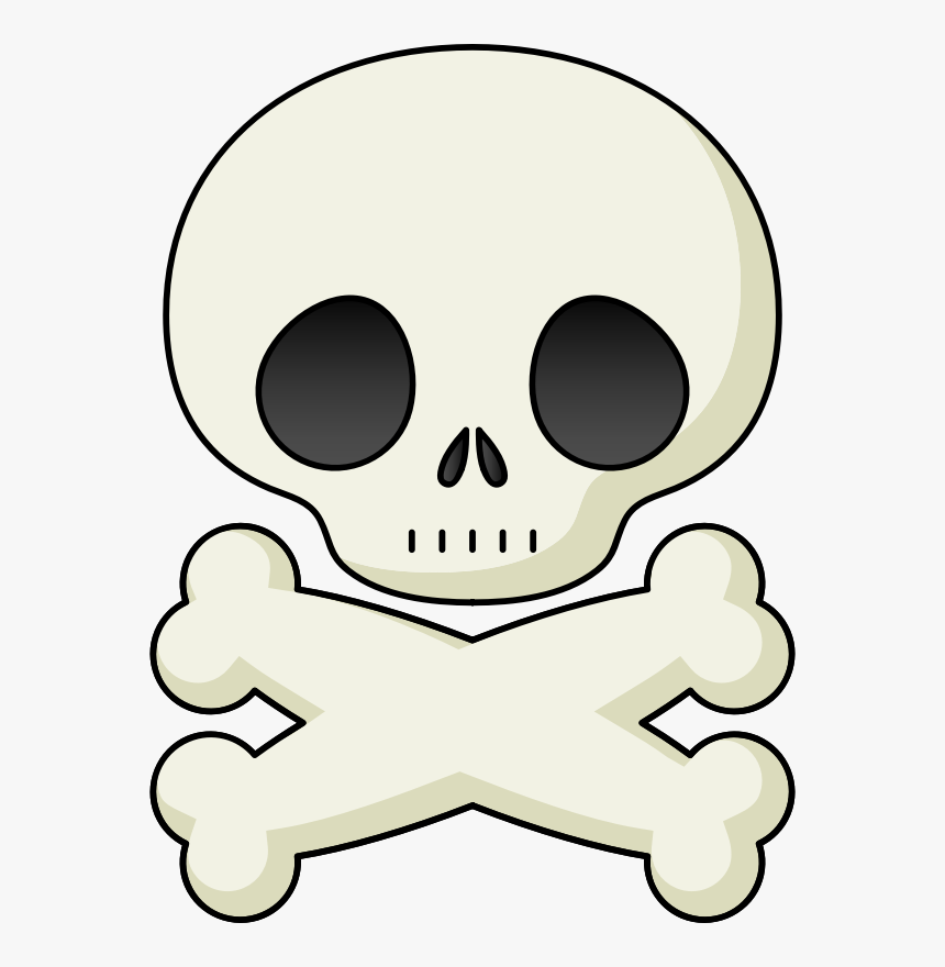 Cartoon Skull Png Skull Clipart Cute Transparent Png Transparent Png Image Pngitem