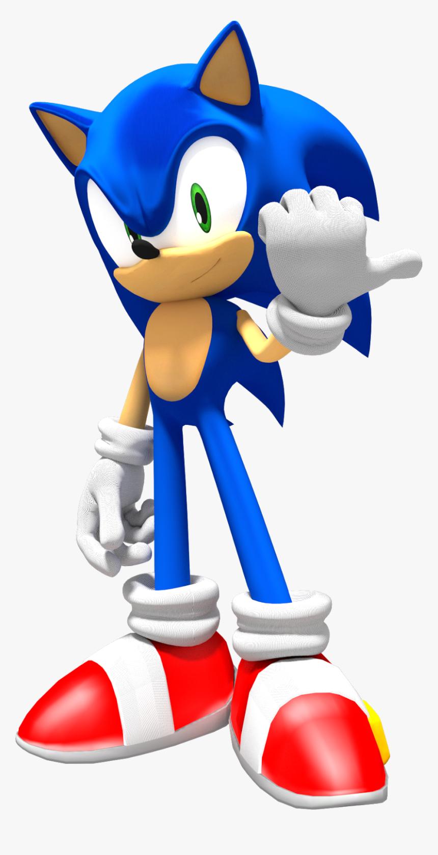 Sonic The Hedgehog Png Transparent Png Transparent Png Image Pngitem