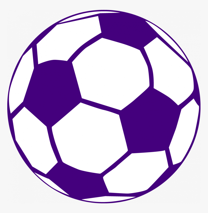 Football Purple And White Soccer Ball Hd Png Download Transparent Png Image Pngitem
