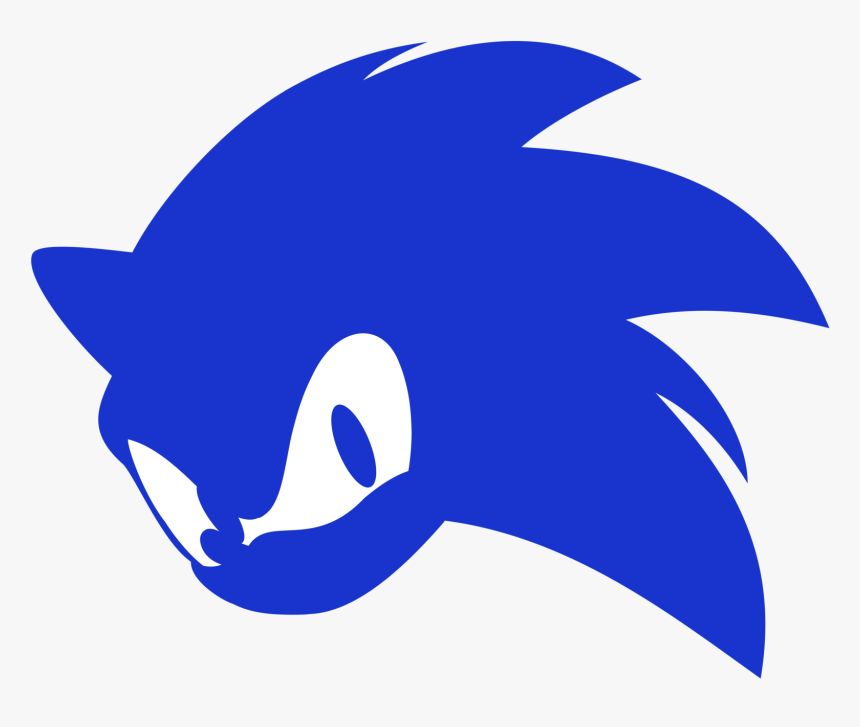 Logo Sonic The Hedgehog Head Hd Png Download Transparent Png