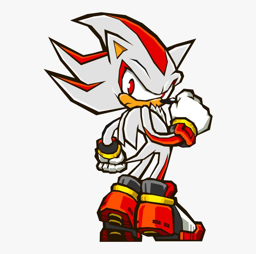 Shadow The Hedgehog Super Form Png Download Super Shadow Sonic Battle Transparent Png Transparent Png Image Pngitem