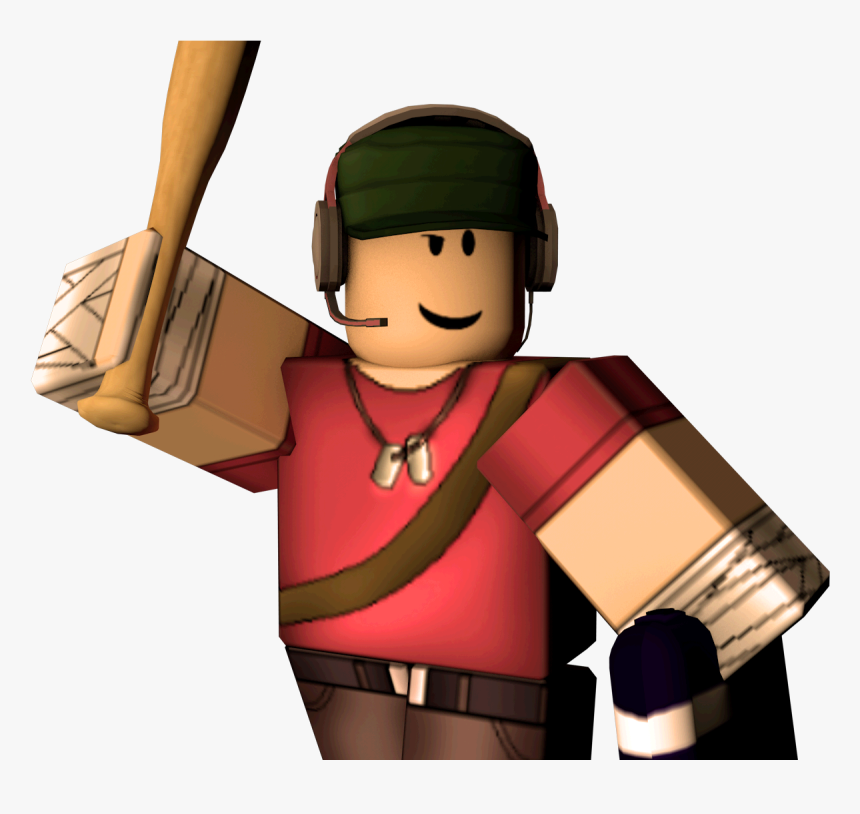 Roblox Wallpaper Hd Roblox The Red Scout Hd Png Download Transparent Png Image Pngitem