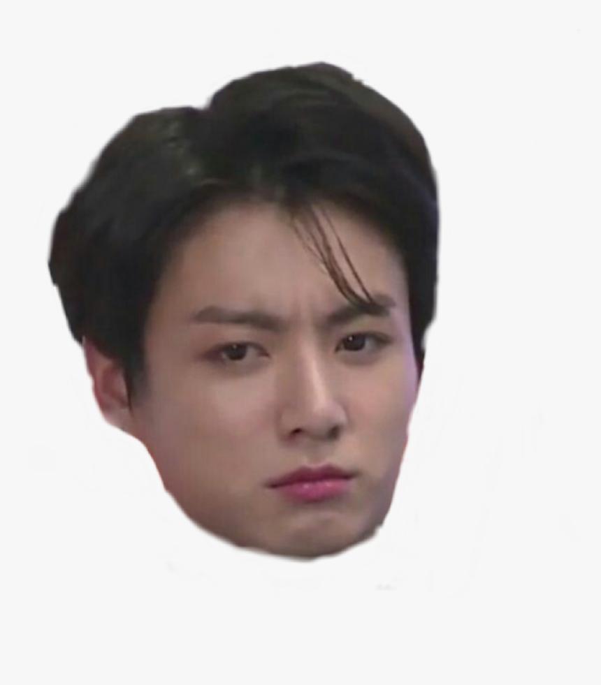 Jungkook Memes Face Bts Bts Meme Face Png Transparent Png