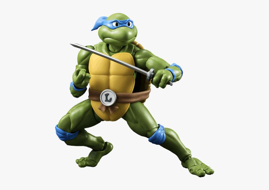 Teenage Mutant Ninja Turtles Leonardo Hd Png Download
