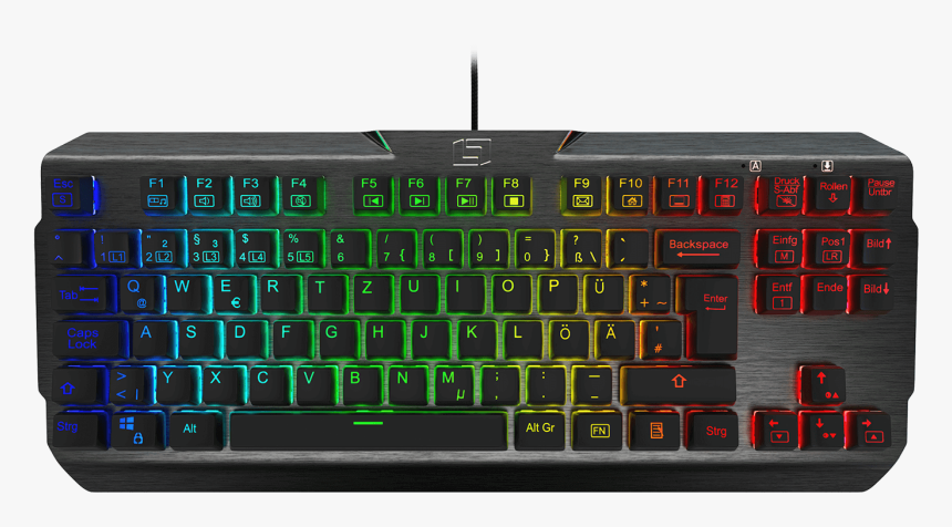 Gaming Keyboard Png Background Image Lioncast Lk200 Rgb Kailh Red15369 Transparent Png Transparent Png Image Pngitem