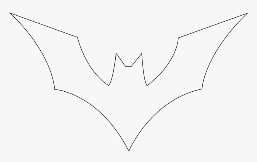 Batman Symbol Coloring Pages Image Group - Batman Beyond ...