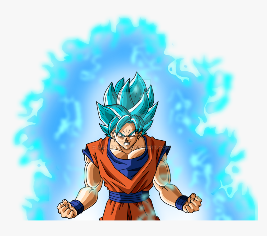 Aura Drawing Super Saiyan Transparent Png Clipart Free