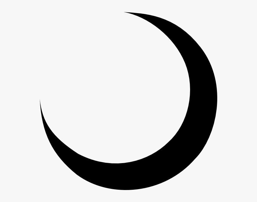 clip and white crescent moon vector png transparent png transparent png image pngitem crescent moon vector png transparent