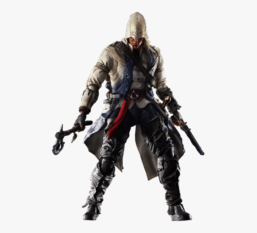 Assassin S Creed 3 Connor Kenway Hd Png Download Transparent