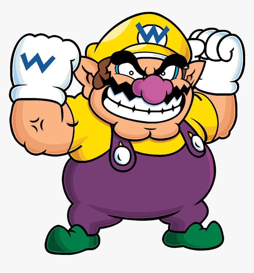 Transparent Mario Run Png - Mario Coloring Pages Wario ...