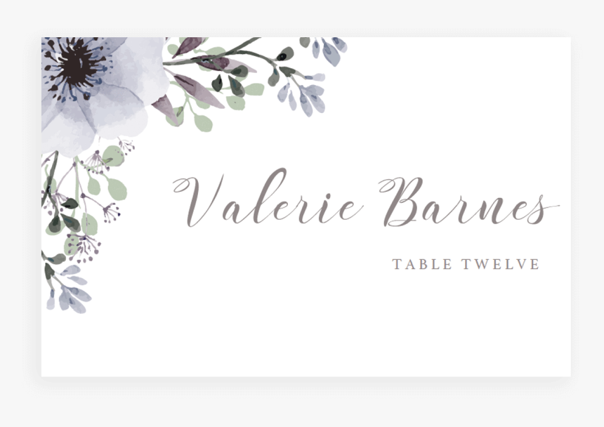 Place Cards Wedding Invitation Template Business Cards