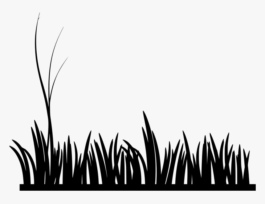 Grass Clip Art Grass Black And White Hd Png Download Transparent Png Image Pngitem