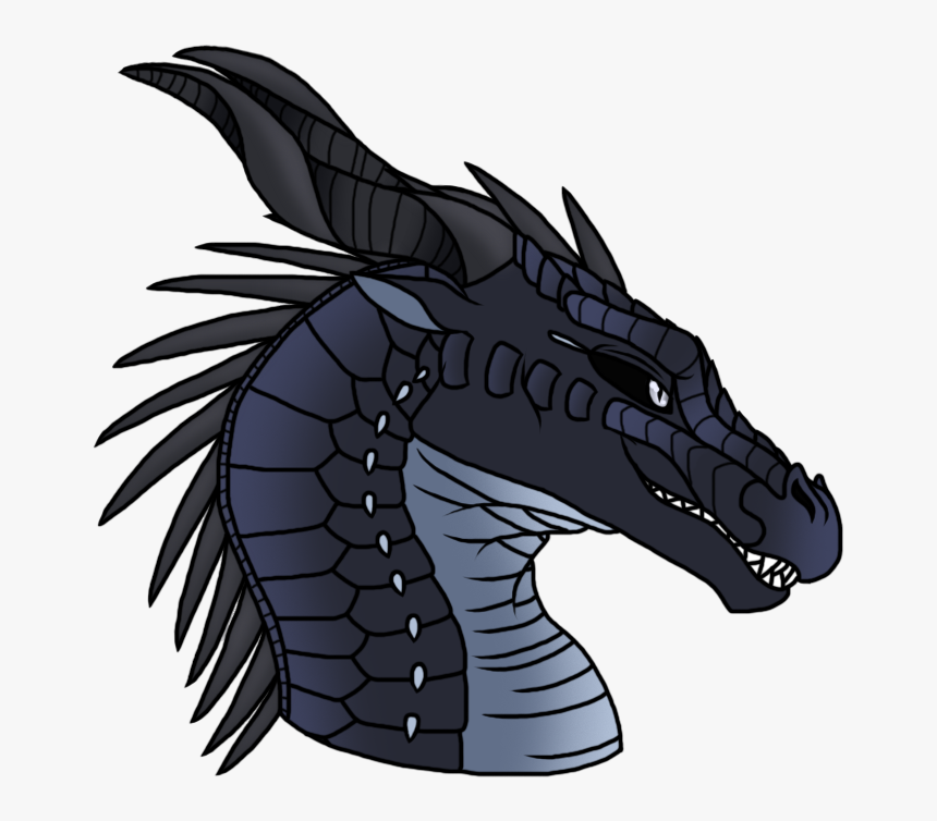 Darkstalker Headshot By Wings Of Fire Nightwing Headshot Hd Png Download Transparent Png Image Pngitem