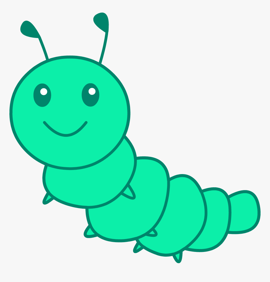 Green Caterpillar Clipart Free Clip Art Images Cartoon
