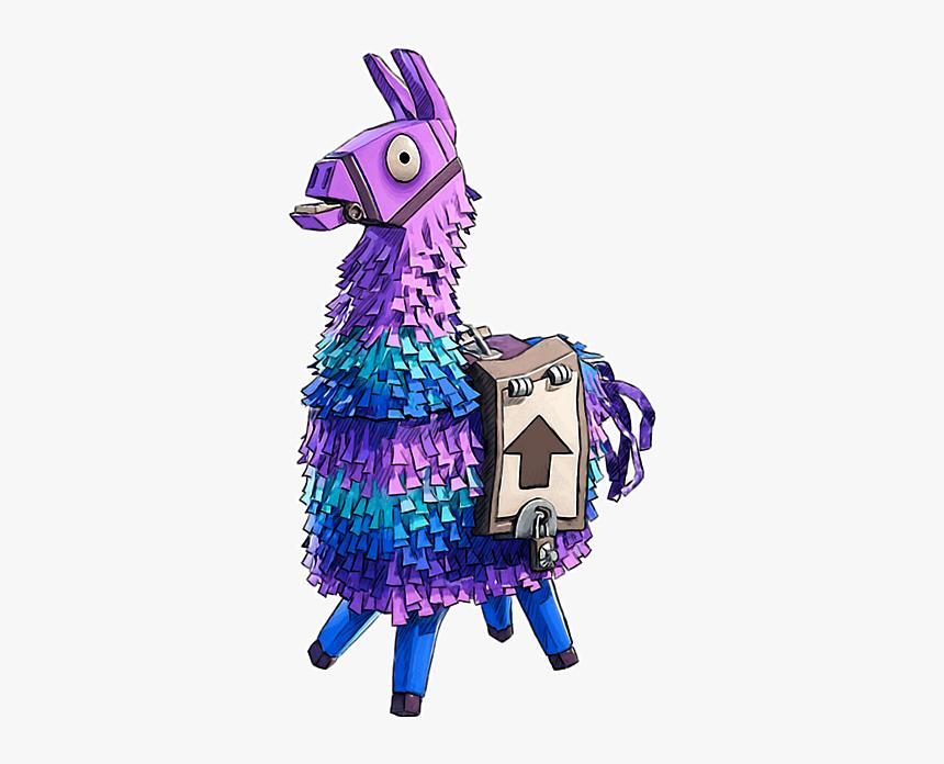 fortnite llama png transparent, png download , transparent