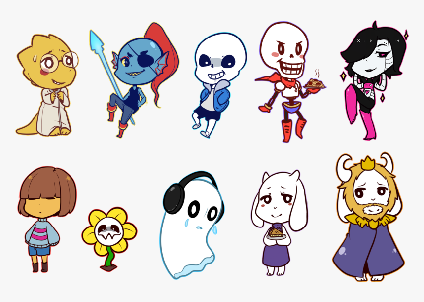 The Boss Baby Clipart Transparent Undertale Characters To