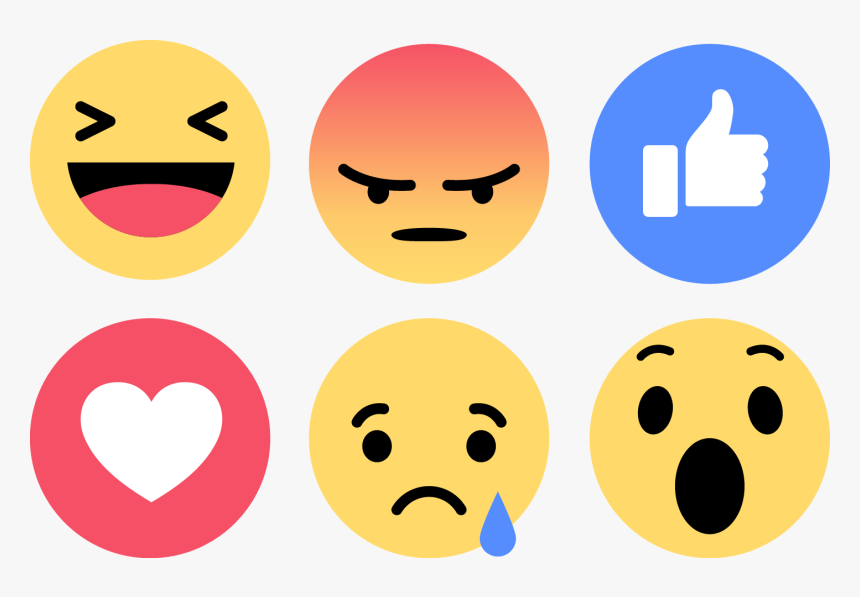Facebook Emojis Png Facebook Like Buttons Png Transparent Png Transparent Png Image Pngitem