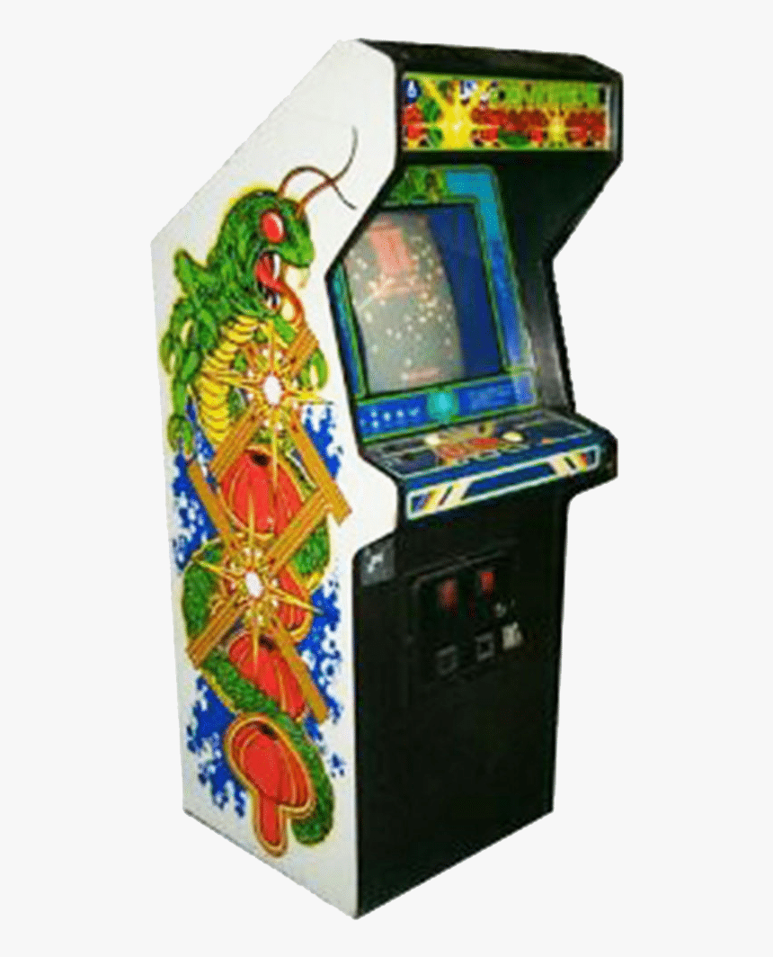 New Atari Centipede Arcade Game Centipede Arcade Game Cabinet Hd Png Download Transparent Png Image Pngitem
