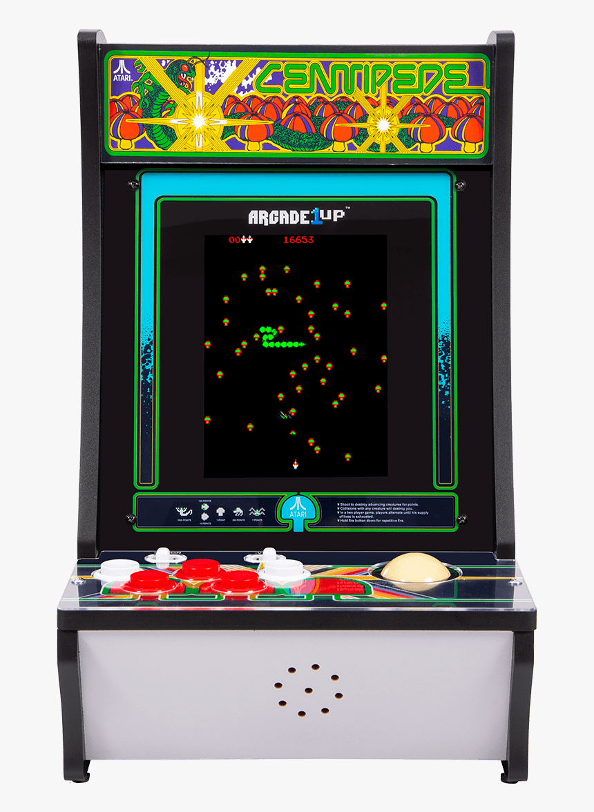 Atari Centipede Counter Cade Class Lazyload Lazyload Video Game Arcade Cabinet Hd Png Download Transparent Png Image Pngitem