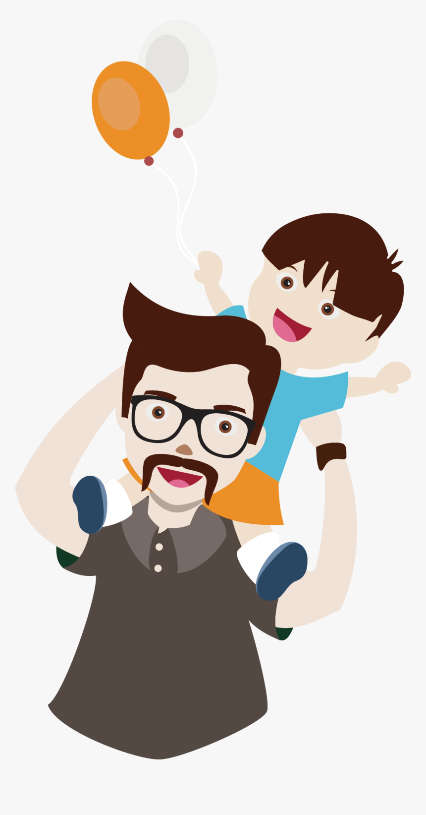 Dad And Sprite Father Cartoon Baby Son Clipart Dad And Son Cartoon Png Transparent Png Transparent Png Image Pngitem Two children hanging out with their dad in the living room at christmas. dad and sprite father cartoon baby son