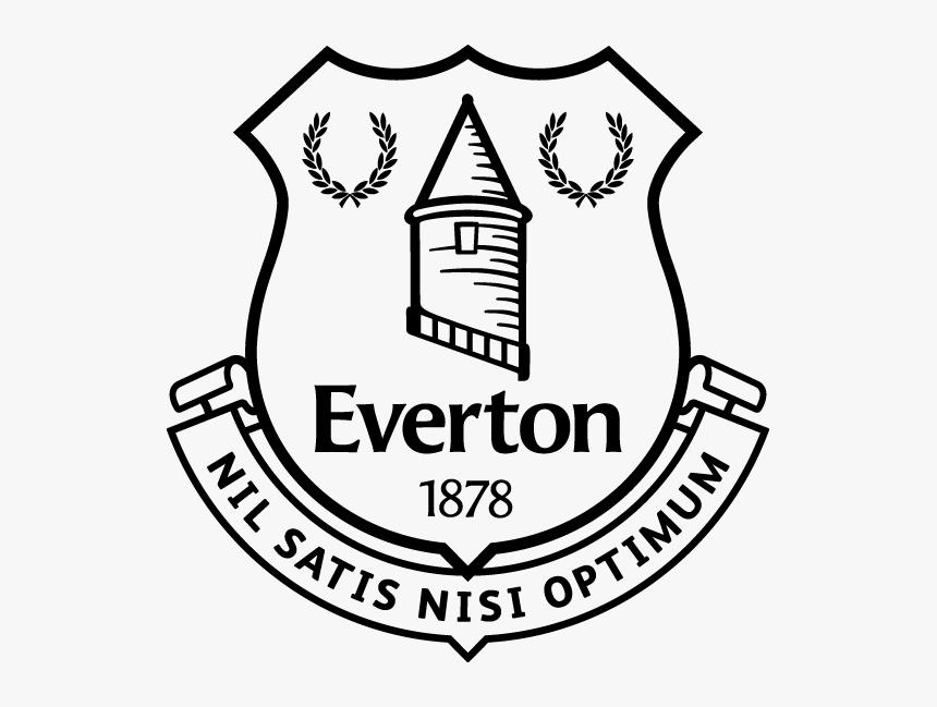 Everton Logo Png Everton Logo Png Black Transparent Png Transparent Png Image Pngitem