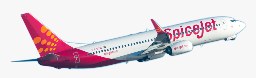 Spicejet Airlines Png Icon - Spice Jet, Transparent Png ...