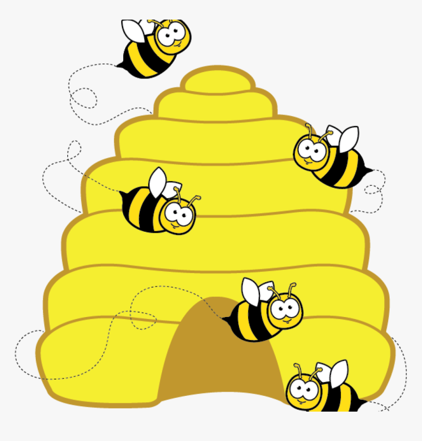 Honey Bee Pictures Clip Art Home Free Clipart Bee Clipart Bee Hive Clip Art Hd Png Download Transparent Png Image Pngitem