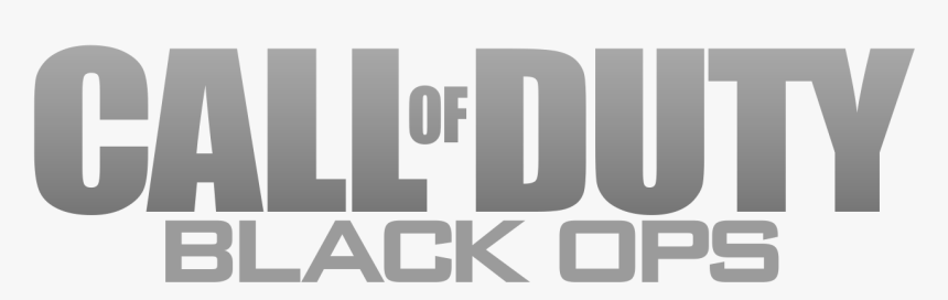 Call Of Duty Black Ops 2 Logo Png Transparent Png Transparent