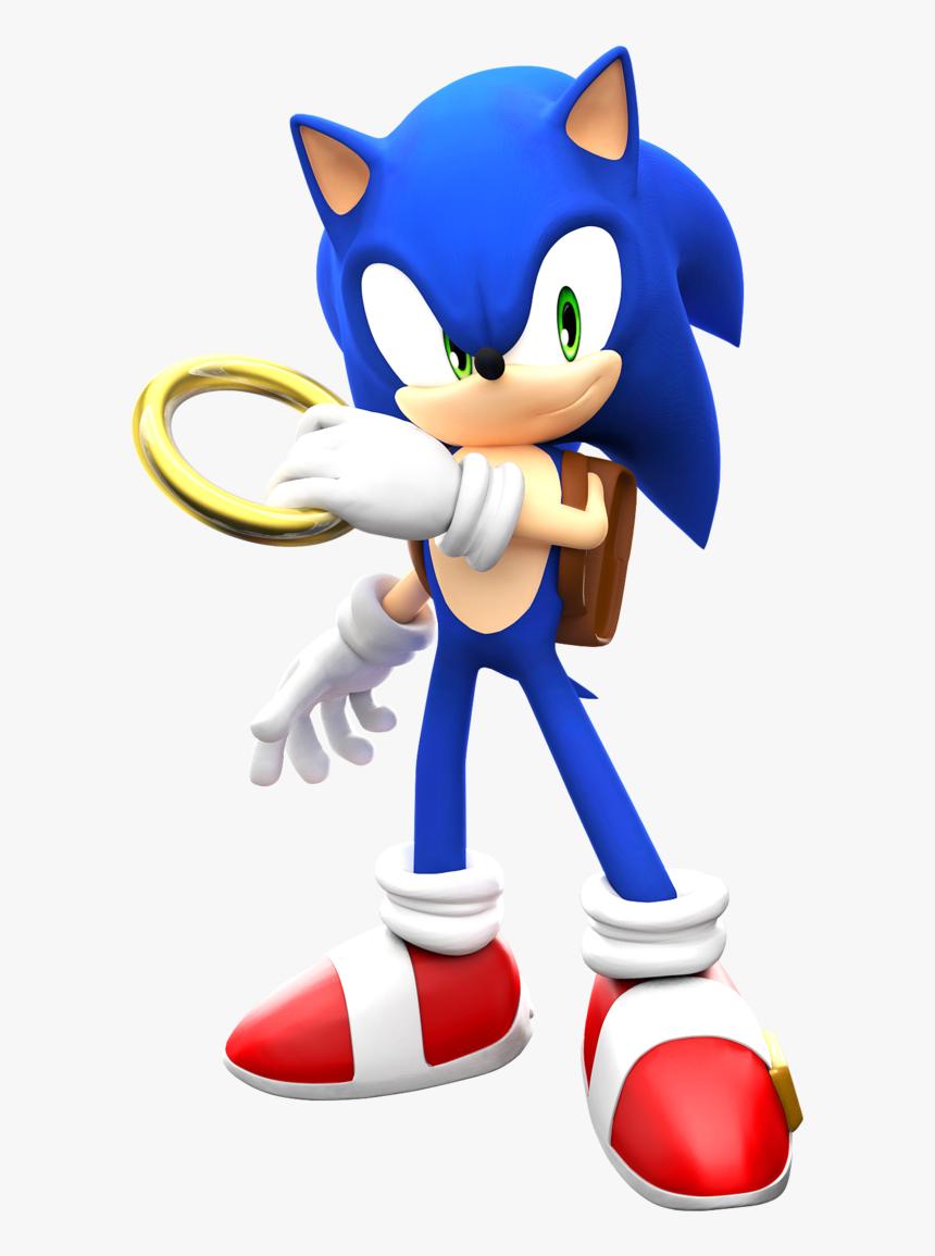 Transparent Sanic Png Modern Sonic The Hedgehog Png Download Transparent Png Image Pngitem