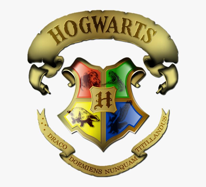 Hogwarts Gryffindor Harry Potter Logo Badge Png Houses Harry