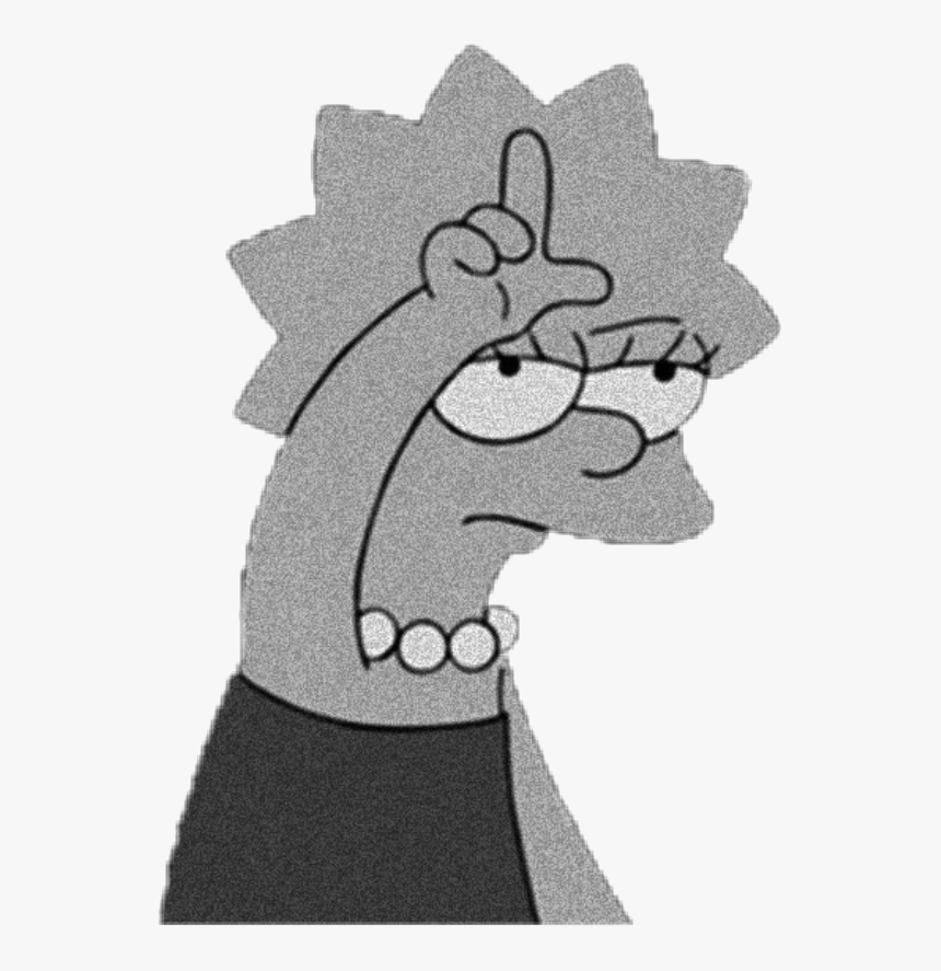 Aesthetic Clipart Simpsons Dont Touch My Phone Wallpaper Simson
