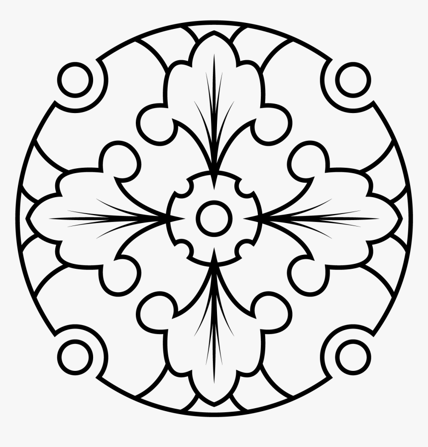 Forget Me Not Coloring Mandalas Kids Hd Png Download Transparent Png Image Pngitem