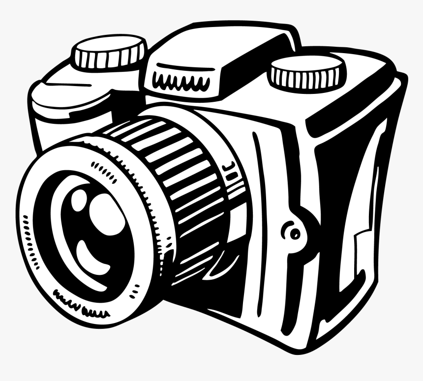 Camera Clipart License Not For Commercial Use In Other - Camera ...