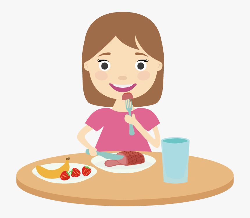 Lunch Vector Eating Healthy Foods Clipart Hd Png Download Transparent Png Image Pngitem