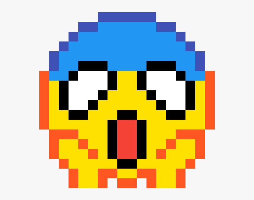 Pixel Art Emoji Png Download Minecraft Emoji Pixel Art