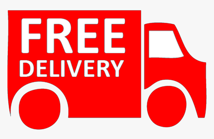 Free Shipping Delivery Car - Free Delivery Logo Png, Transparent Png , Transparent Png Image - PNGitem