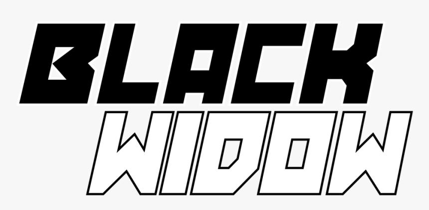 Black Widow Title Logo By Big Marvel Black Widow Title Hd Png Download Transparent Png Image Pngitem