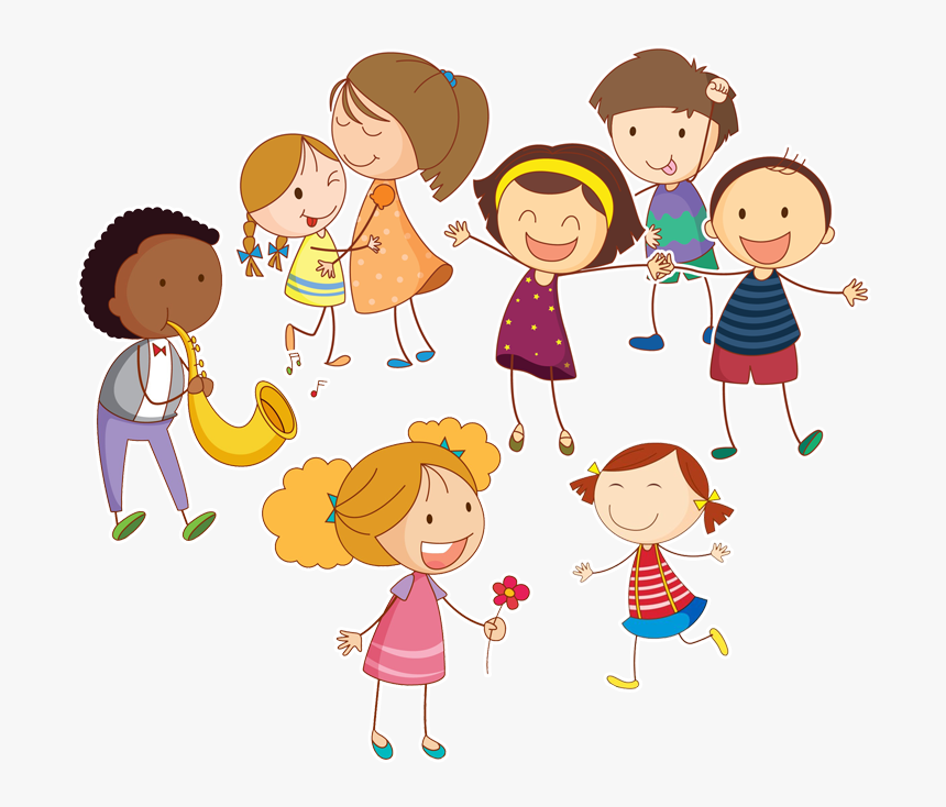 school kids clip art png PNG image with transparent background | TOPpng