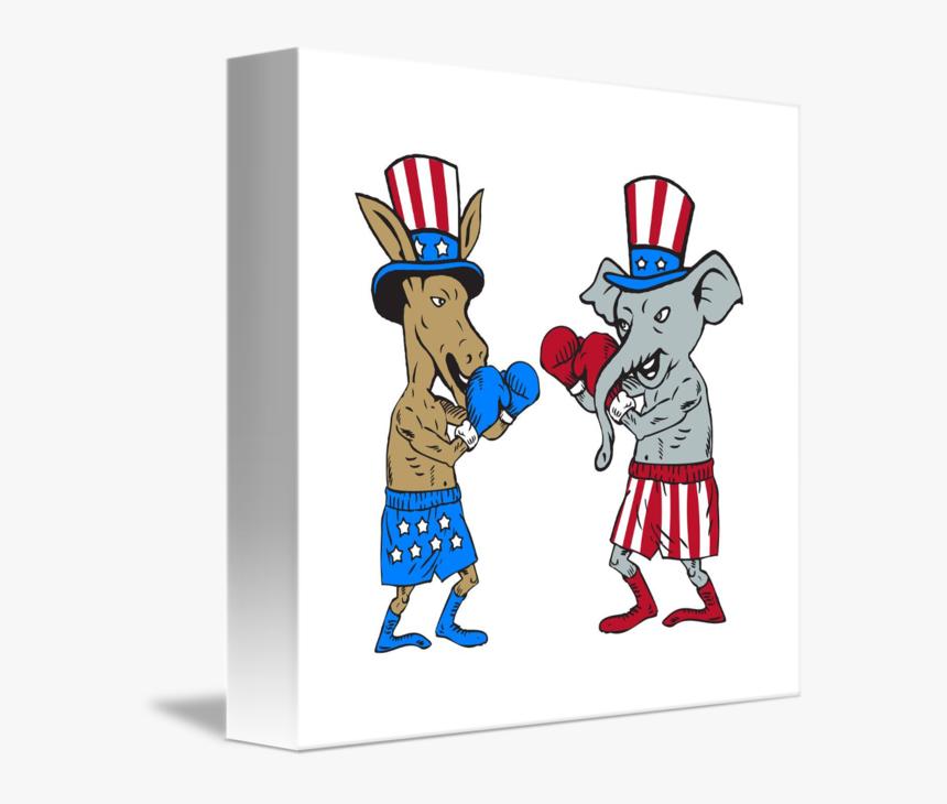 Clip Art Democrat Donkey Republican Elephant Hd Png Download Transparent Png Image Pngitem Look at links below to get more options for getting and using clip art. pngitem